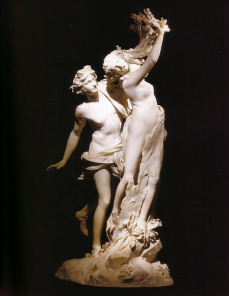 bernini apollo daphne Bernini