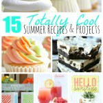 15 Totally Cool Summer Recipes & Projects
