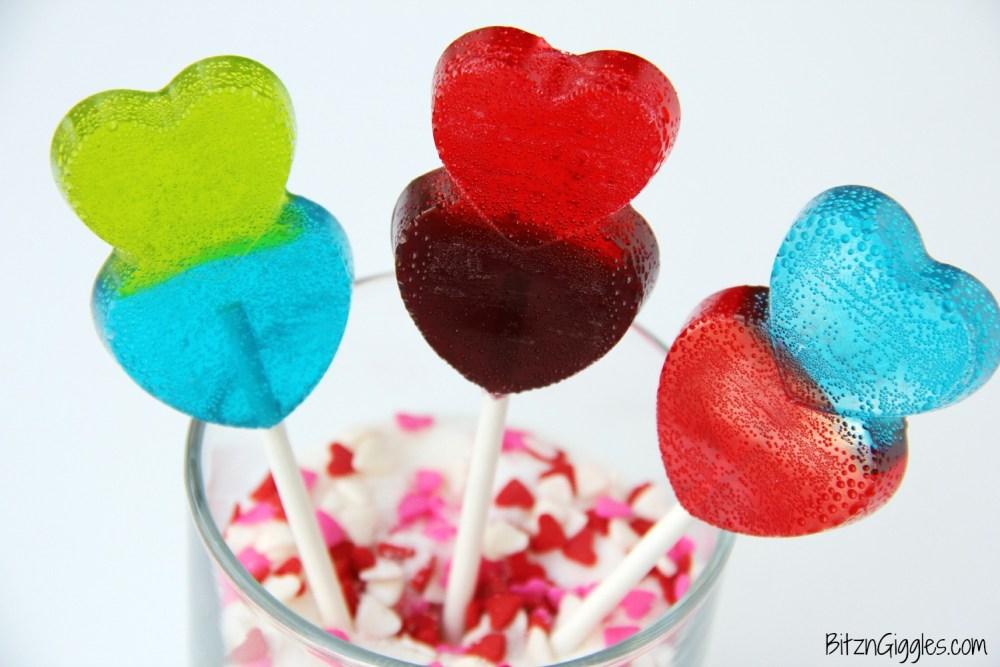 Easy Lollipops