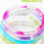 Glitter Friendship Bracelets