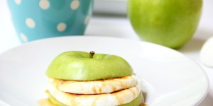 Caramel Apple S'mores