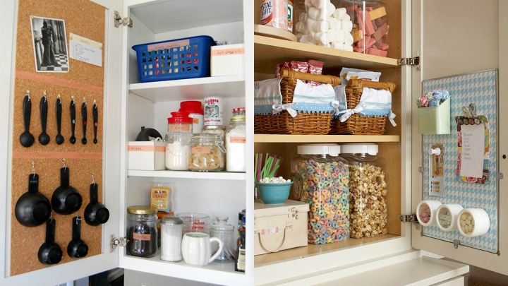 Ideas For Organizing Kitchen Cabinets Bixidecocom