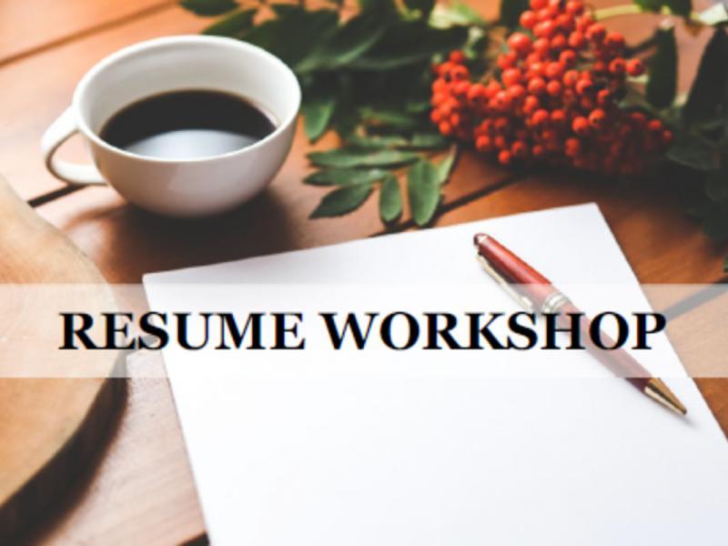 Resume Workshop - May 8, 2018 - Naperville, IL Patch - resume workshop