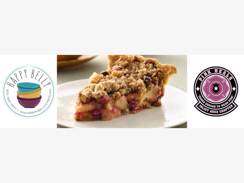 Bake Sale Fundraiser for Pink Heals with Thanksgiving Treats
