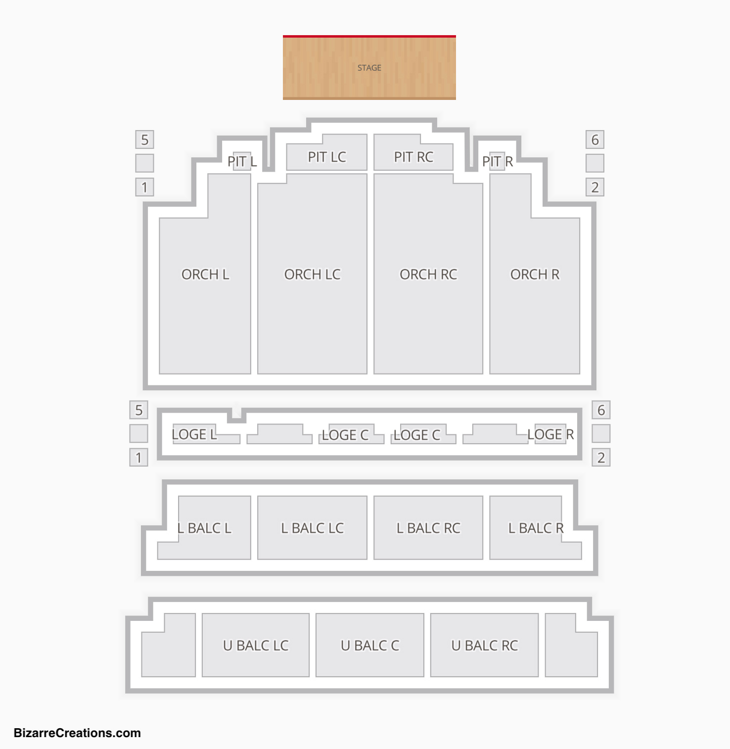 Tickets For Tivoli Theatre Aberdeen Tivoli Theatre Seating Plan Wallseat Co