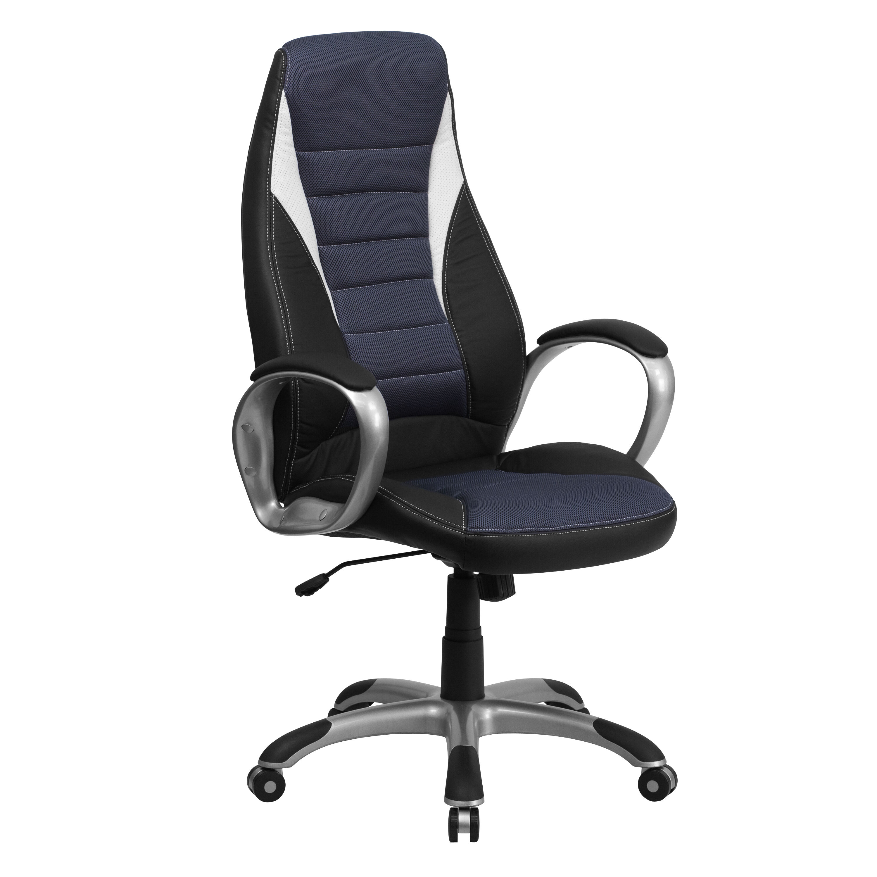 Desk Chairs Without Rollers Flash Furniture Ch Cx0243h Sat Gg Bizchair