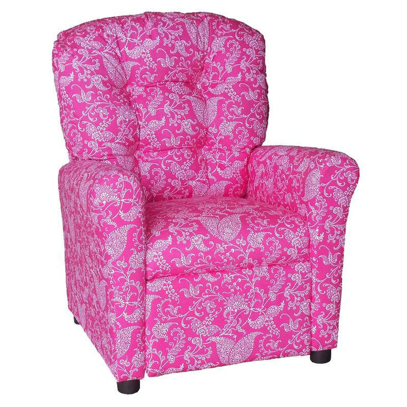 Small Kids Chair Brazil Furniture 400 Small Paisley Pink Bz 400 Small