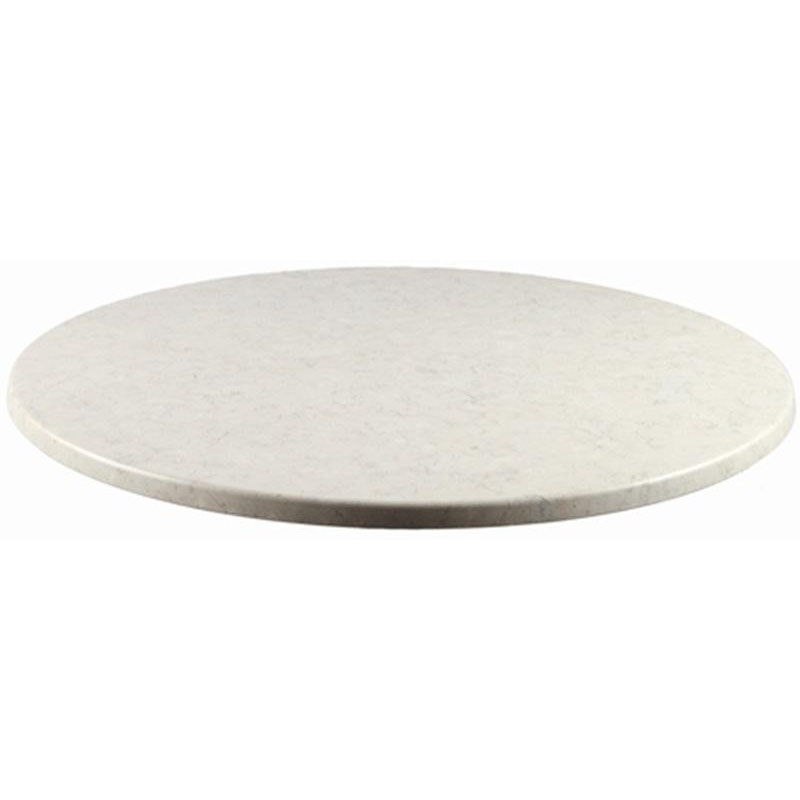 Round Table Tops Topalit 36 Round Indoor Outdoor Table Top Stone