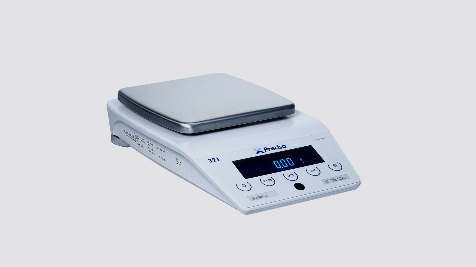 Precision Scale Precisa Precision And Laboratory Scales