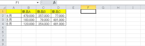 エクセル_行列_2