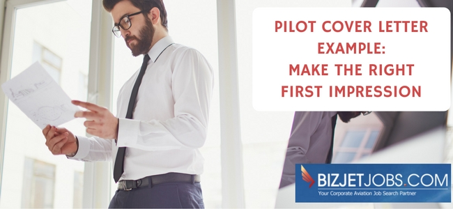 Pilot Cover Letter Example from Aviation HR Expert Angie Marshall - pilot cover letter