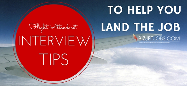 Corporate Flight Attendant Interviewing Tips That Land the Job