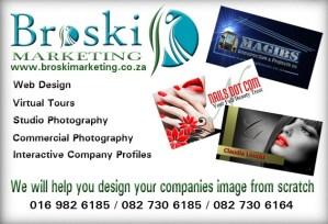 Broski Marketing (Pty) Ltd