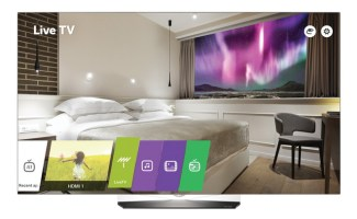 LG ProCentric Smart Hotel 4K OLED TV
