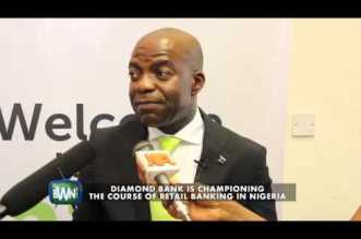 Diamond Bank is Championing The Course of Retail Banking in Nigeria