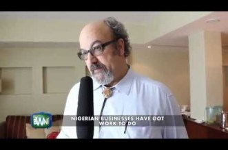 Nigerian Businesses Have Got Work To Do