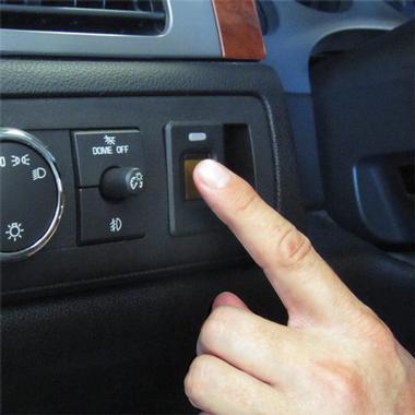 Biometric Security Car Alarm
