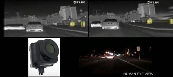 Flir PathFindIR II Thermal Imaging Camera