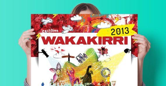 Poster Deisgn Wakakirri
