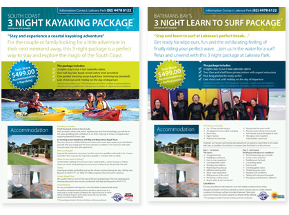 Brochure Design Examples - Graphic Design for Brochures