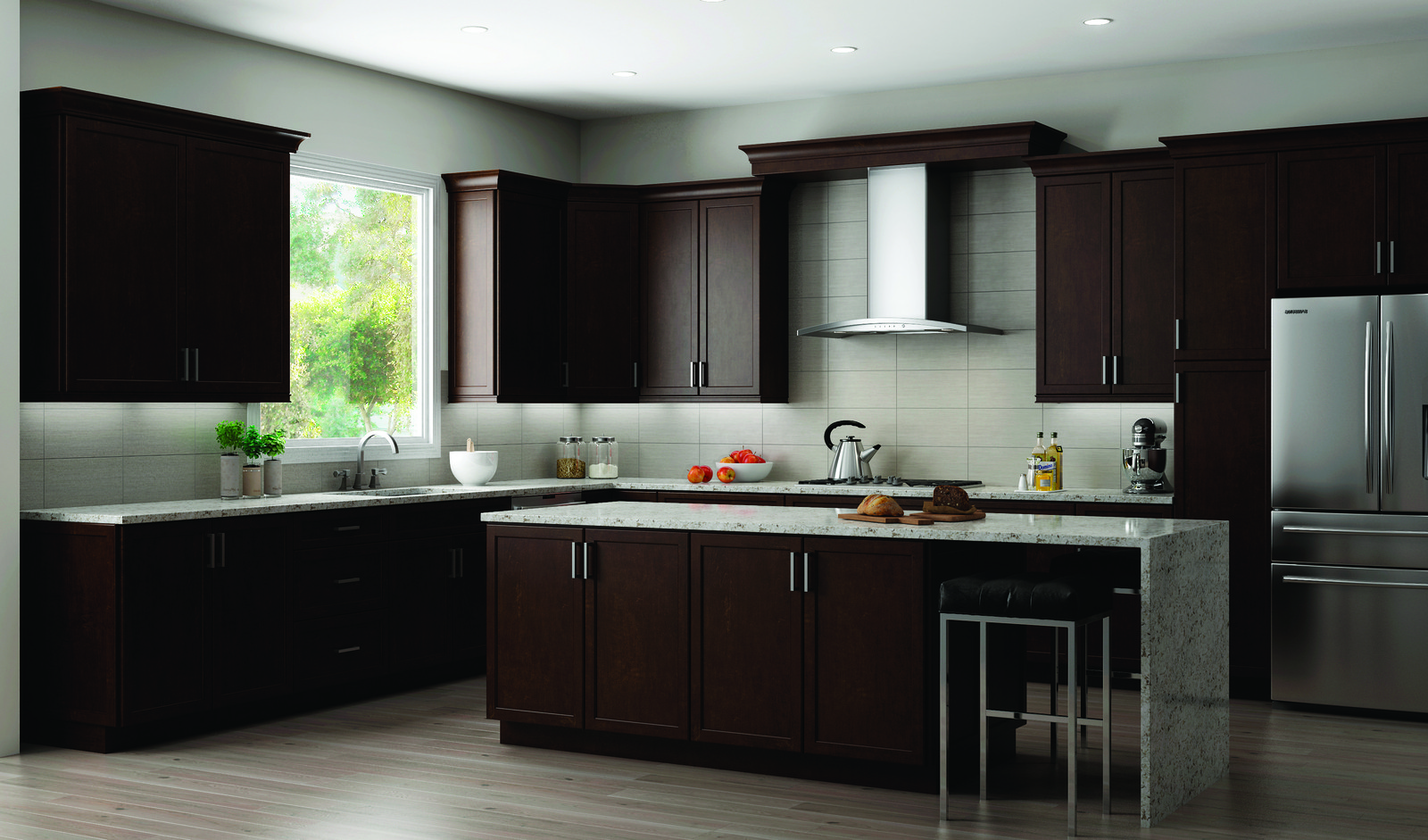 Oxford Kitchen Cabinets Home Depot Oxford Wolf Transition Bj Floors And Kitchens