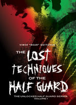 Cover Art for the Lost Techniques of the Half Guard