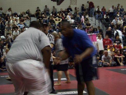 A Match I Had as a White Belt