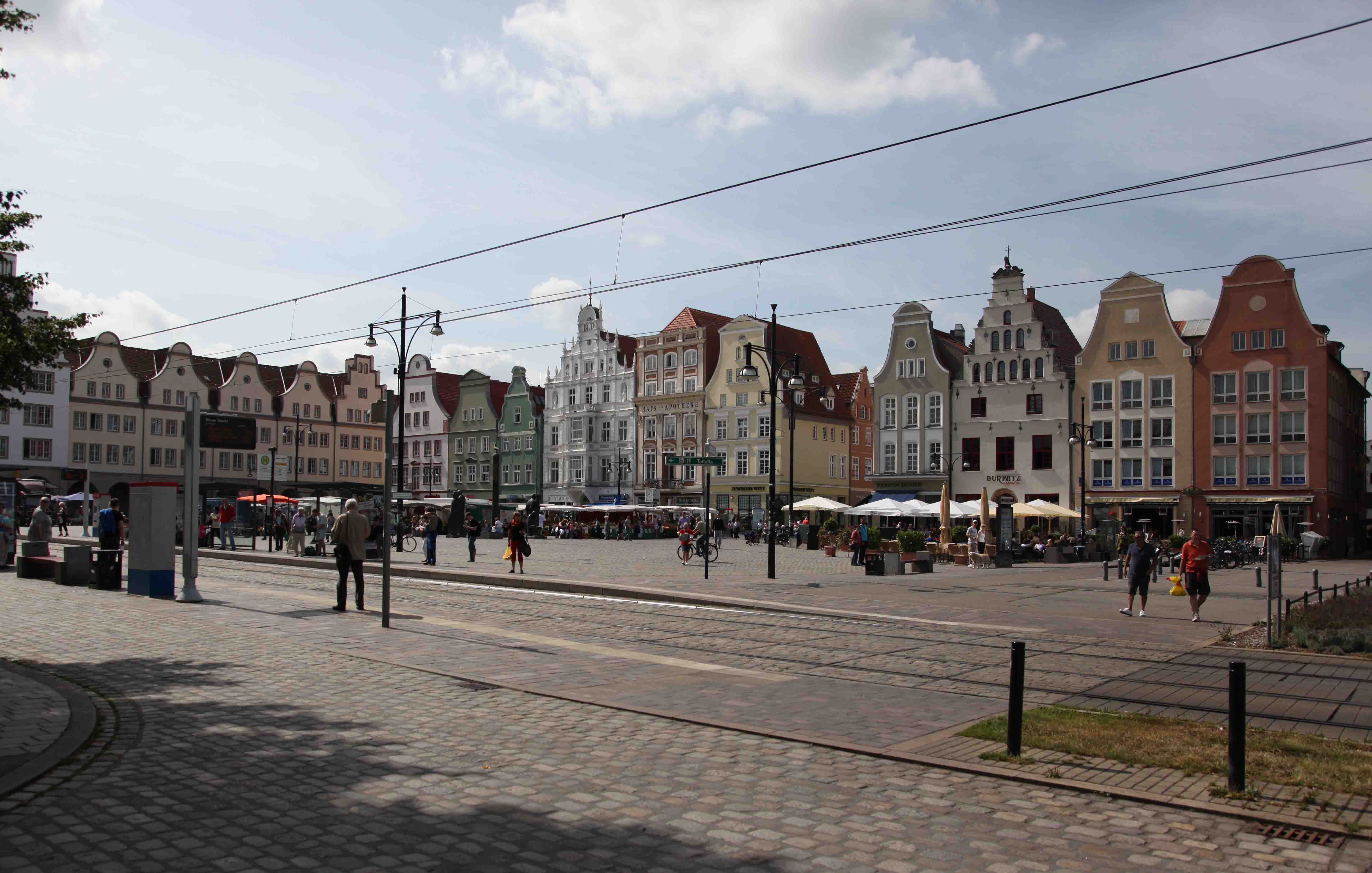Rostock Shopping Warnemunde And Rostock | Letter From Lund
