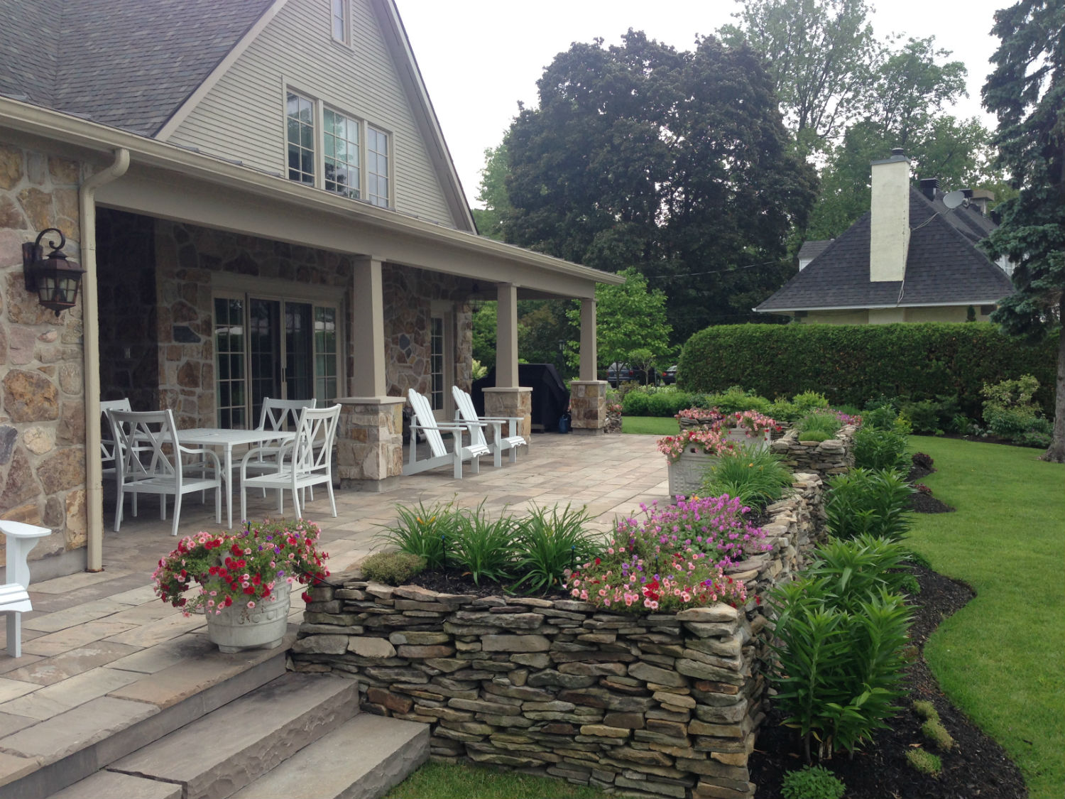 Services Paysagiste Bjr Landscaping Inc West Island Montreal