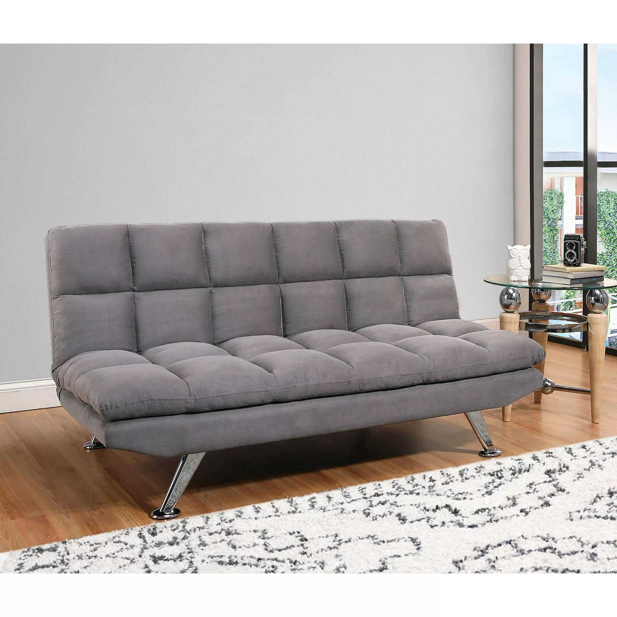 Abbyson Hamilton Fabric Sofa Bed - Gray - BJs WholeSale Club