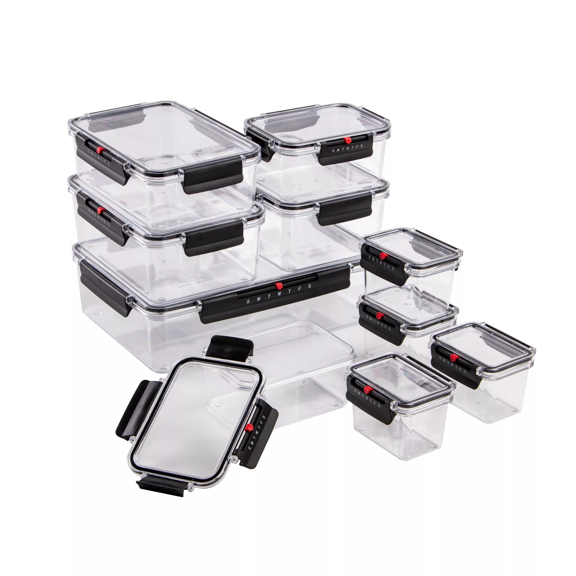 Berkley Jensen 20 Piece Food Storage Set Bjs Wholesale Club