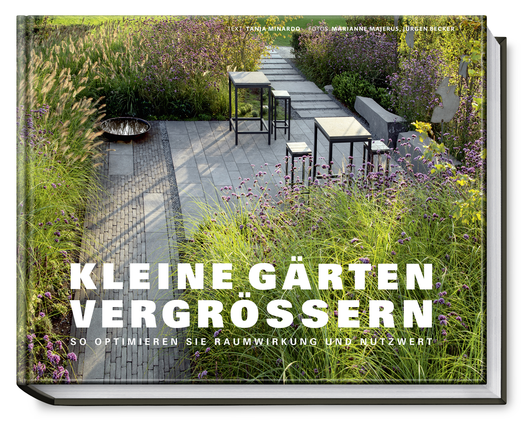 Gartengestaltung Kleine Gärten Modern Cover Download
