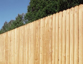 BK Outdoor Services Wood Fences