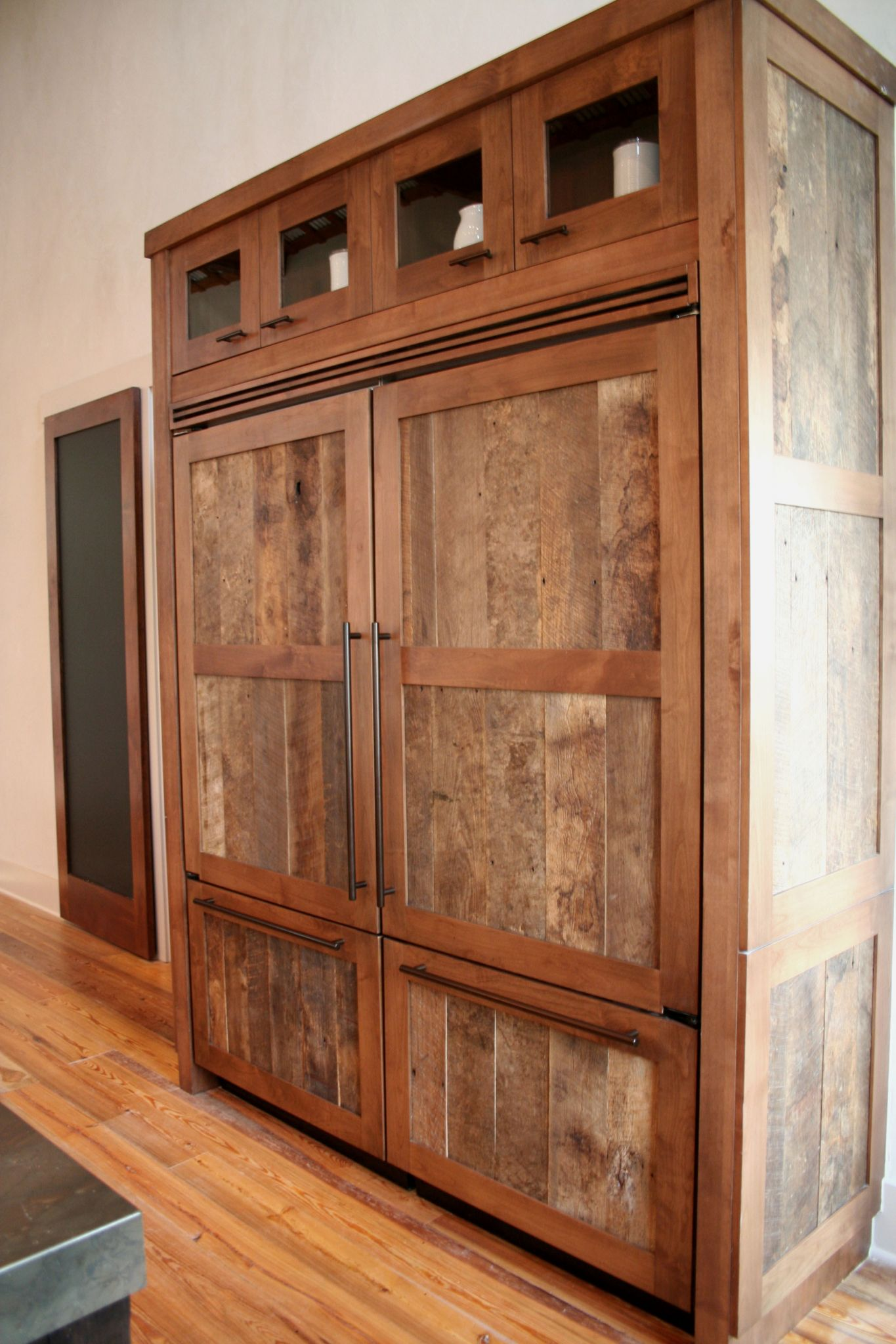 Reclaimed Wood Kitchen Cabinets Denver Cabinets Bkc Kitchen And Bath