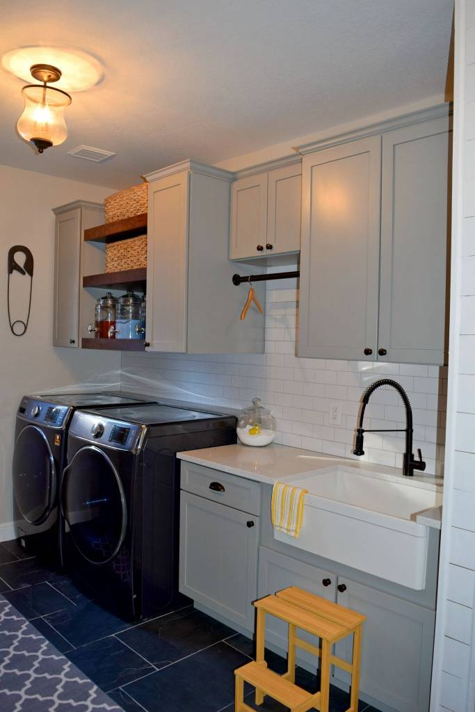 Kitchen Remodeling Program Laundry And Mudroom Combo For Wet Weather | Bkc Kitchen
