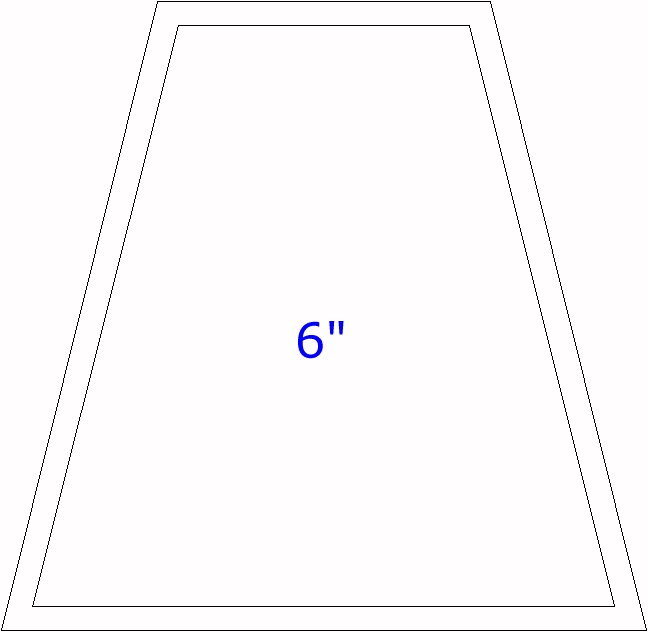 6 inch tumbler template Jill\u0027s Quilt Site - tumbler template