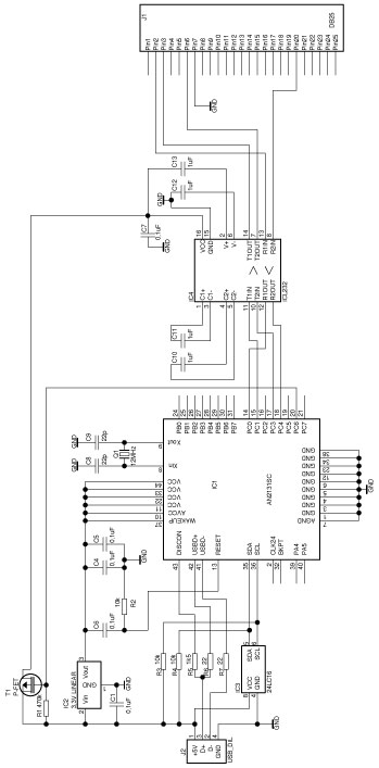 Rs232 Cable Schematic - Best Place to Find Wiring and Datasheet