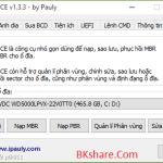 Download BootIce 1.3.3 Việt hóa – Tạo và chỉnh sửa Menu Boot