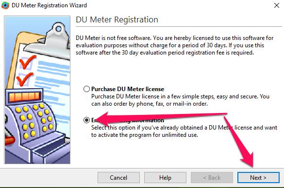 Download phần mềm DU Meter 7.11 - Hiển thị tốc độ đường truyền internet về máy tính của bạn.