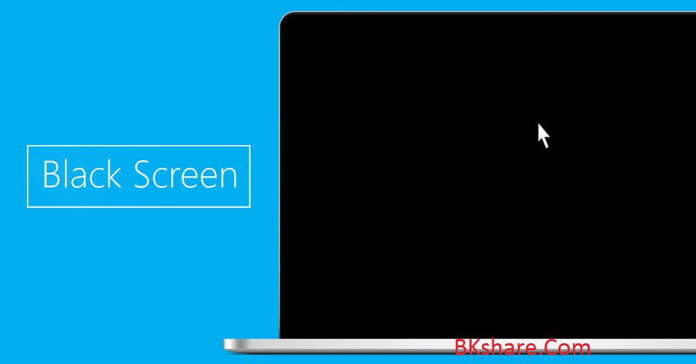 hướng dẫn sửa lỗi màn hình đen trên Windows 10