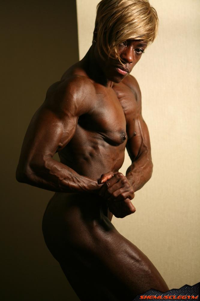 female bodybuilder anal porn
