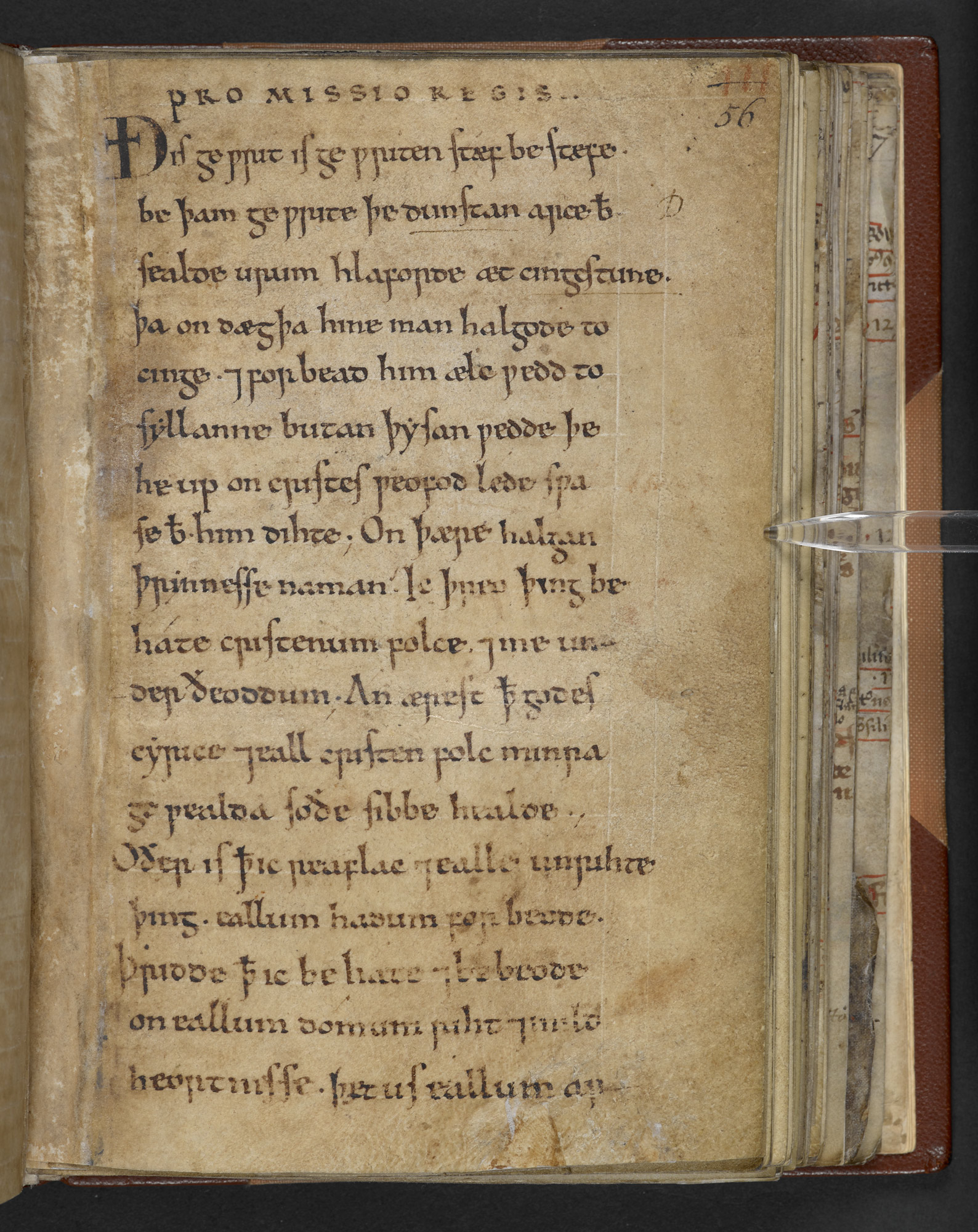 Are Old English Old English Coronation Oath The British Library
