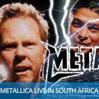 Metallica To Tour South Africa in 2013