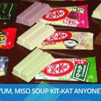 Have a Kit-Kat Break, J-Style