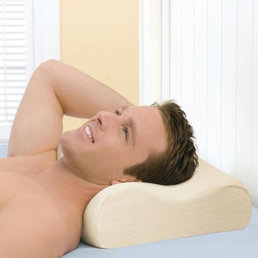 How To Use Tempurpedic Neck Pillow Useful Tempurpedic Neck Pillow Black Budget Homes