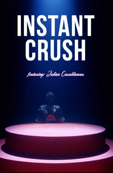 Daft Punk – Instant Crush ft. Julian Casablancas (Nuevo Video) – blackbird