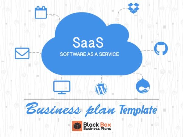 SaaS Company Business Plan Template - Black Box Business Plans