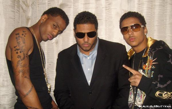 Baby Cradle Wikipedia Quincy Brown His Biological Dad And His Brother Lil Al