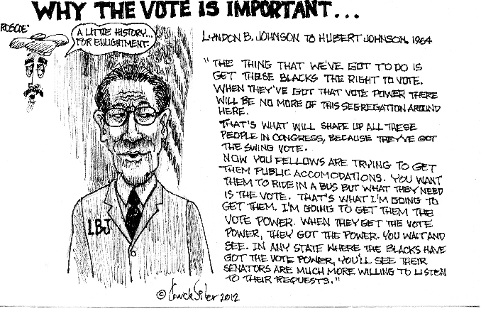 essay co  blackcommentator political cartoon the importance of voting essay