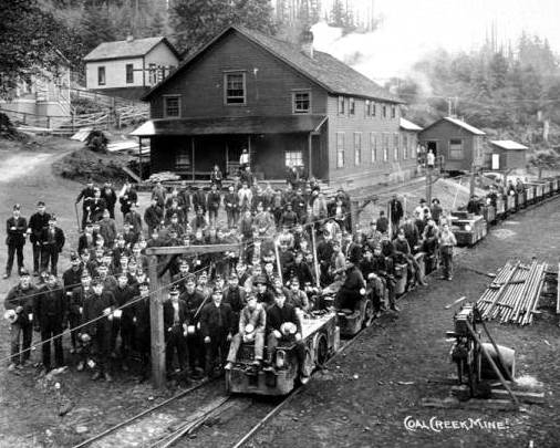 The miner\u0027s life Poverty, hunger, and dirt Black Diamond History - history of poverty